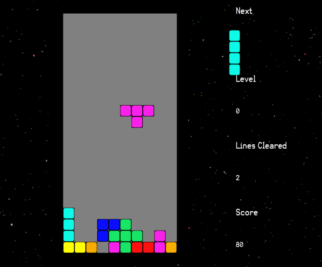 Tetris Unity-Large