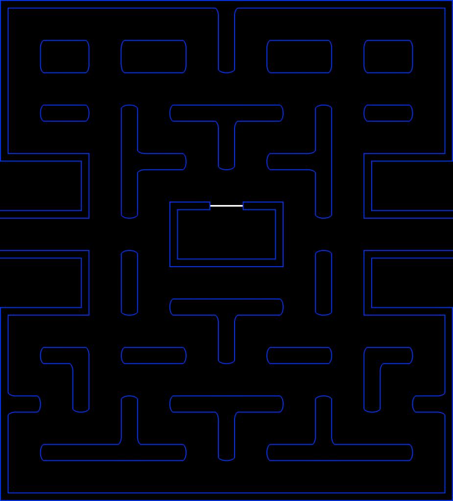 PacmanLevel 1
